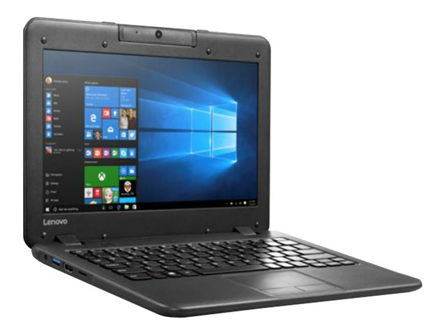 Open Box Lenovo N22 Celeron N3050 1.6GHz 2GB 32GB ac abgn BT WC 11.6 HD Windows, 80S60000US, 32550293, Notebooks