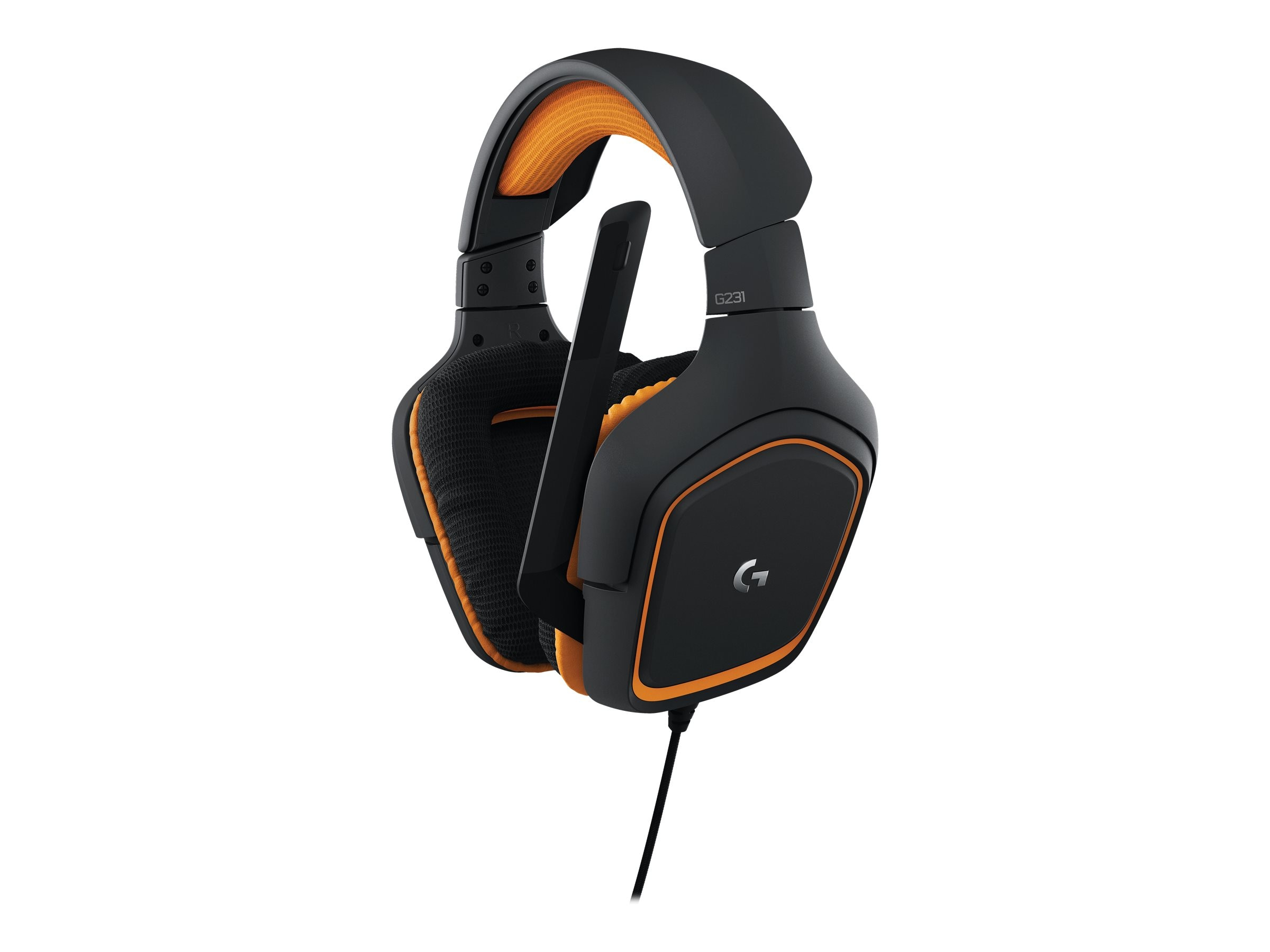 Logitech G231 Prodigy Gaming Headset, 981-000625