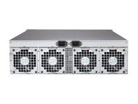 Supermicro SuperServer MicroCloud 5037MC 3U Xeon E3-1200v2 Family Max.32GB DDR3 4x 2.5 SATA Bays 1620W RPS, SYS-5037MC-H12TRF