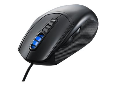 Cooler Master Xornet II Claw Grip Optical Gaming Mouse, Black