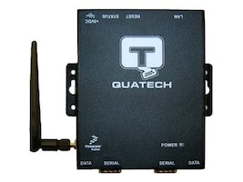 Quatech Wireless Device Server, 2 Port, Surge, DSEW-100D-SS, 7624502, Wireless Adapters & NICs