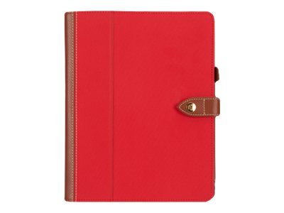 Griffin Backbay Case for iPad, Red, GB36259, 16994898, Carrying Cases - Tablets & eReaders