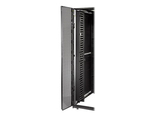 APC Hinged Covers for NetShelter SX 750mm Wide 42U Vertical Cable Manager (Qty 2), AR7581A