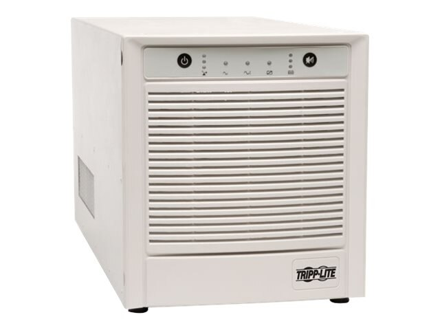 Tripp Lite SmartPro Medical Grade 2200VA Line Interactive Tower UPS Extended-run, Full Isolation, USB Serial, SMART2500XLHG