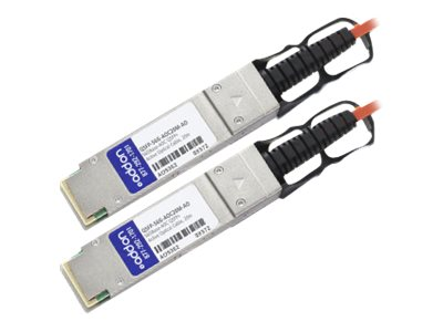 ACP-EP QSFP+ to QSFP+ Direct Attach Cable, MSA Compliant, 20m