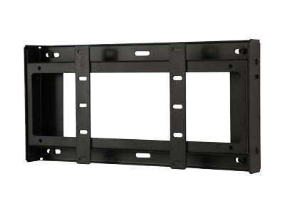 Peerless Enclosed Wall Mount for 32-50 Flat Panel TV, Black, HT642-002