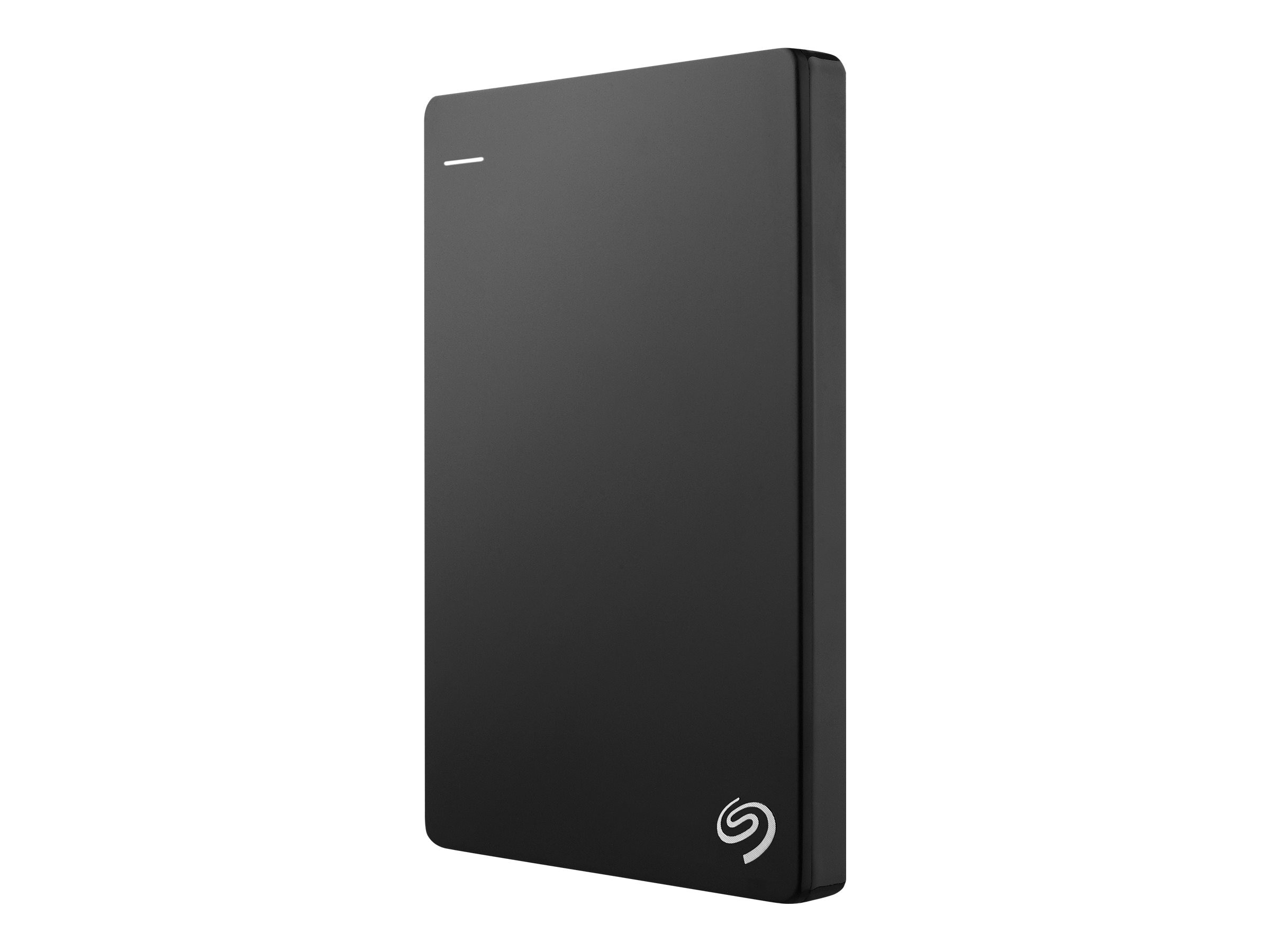 Seagate 4TB Backup Plus USB 3.0 Portable Hard Drive - Black, STDR4000100, 25483951, Hard Drives - External