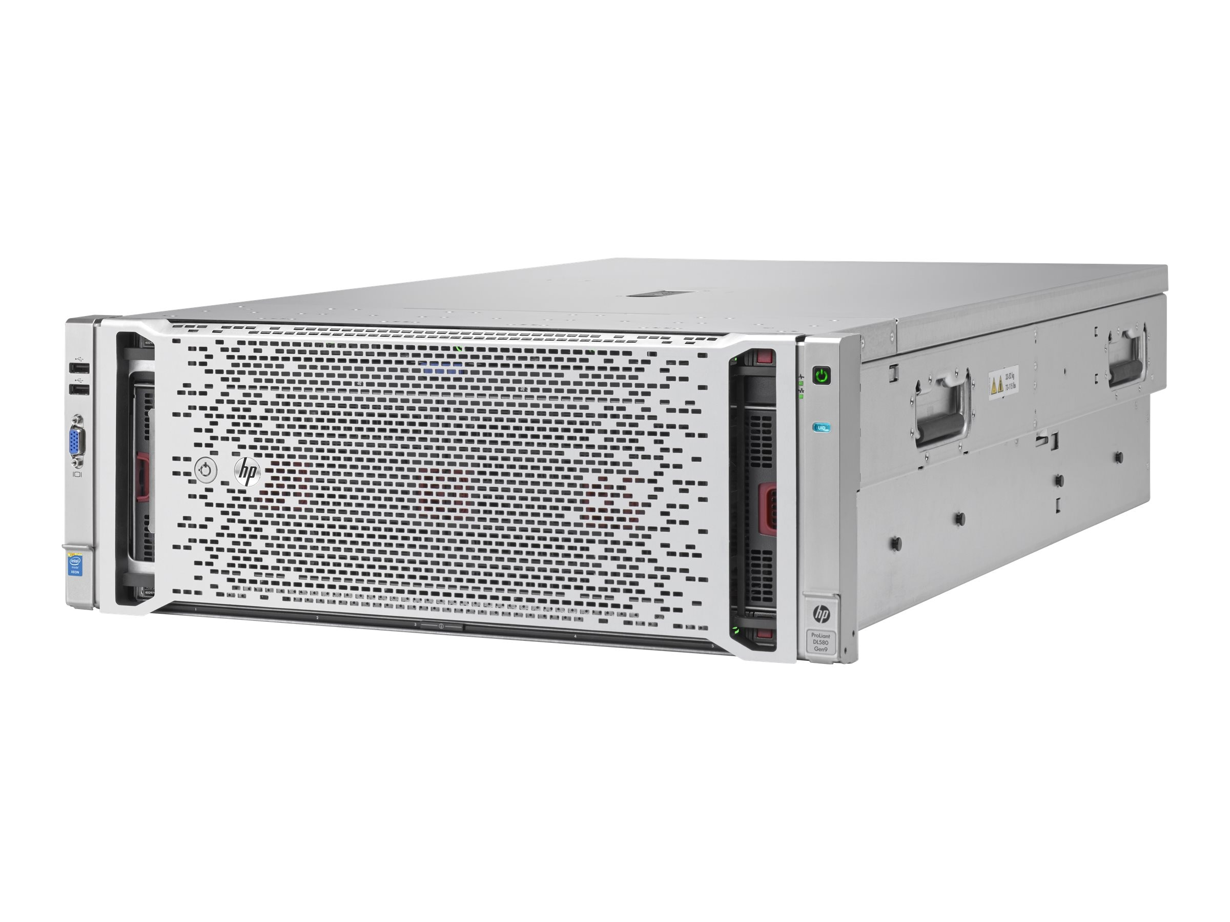 HPE ProLiant DL580 Gen9 Intel 2.3GHz Xeon, 793309-S01, 20867171, Servers