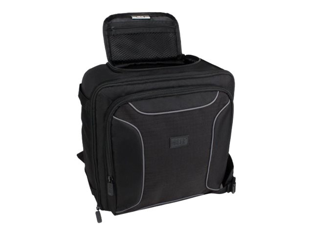 Accessory Genie Backpack Bag fpr SLR Camera, GRSLS16100BKEW, 16850608, Carrying Cases - Camera/Camcorder