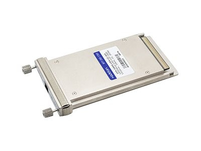 ACP-EP Cisco 100GBase-LR4 CFP Transceiver, TAA, CFP-100G-LR4-LC-AO, 30579586, Network Transceivers