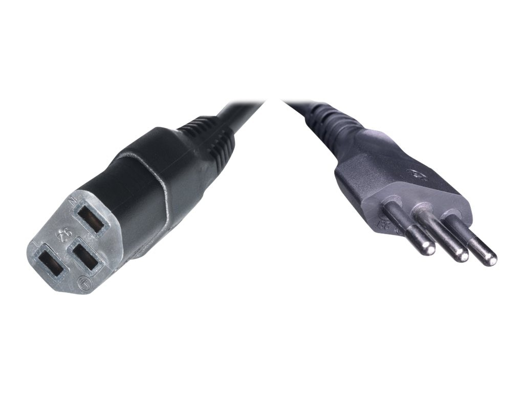 HPE Power Cord C13 to CEI 23-50, 1.9m, J9886A