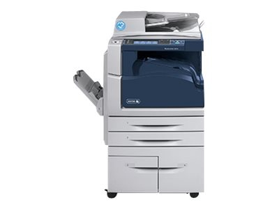 Xerox WC5945I MFP w  200-Sheet SPDH & (4) Trays, 5945/APT2I