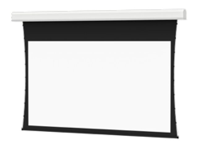 Da-Lite Tensioned Large Advantage Electrol Projection Screen, Da-Tex (Rear), 16:9, 247, 37034L, 22252954, Projector Screens