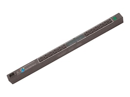 Server Technology Metered CDU, 0U, (12) NEMA 5-20R Outlets, C-12V1-C20M, 30974236, Power Distribution Units