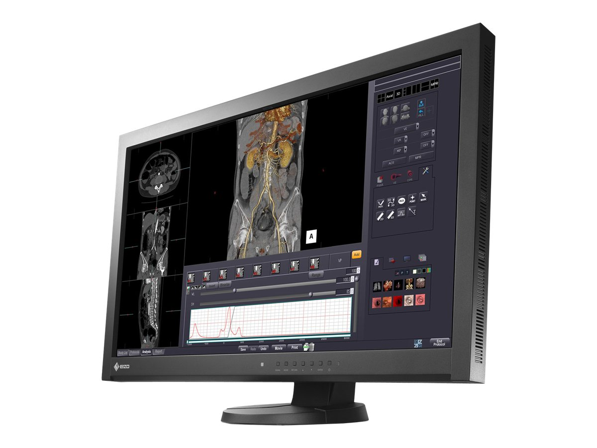 Eizo Nanao 27 MNTR2560X1440 LED-LCD Monitor, Black, MX270W-BK, 13487583, Monitors - LED-LCD