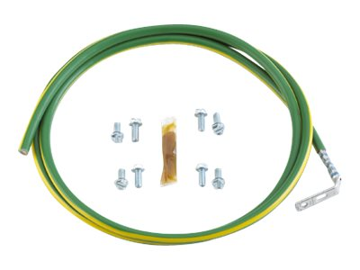 Panduit Jumper Kit #6 AWG Factory Terminated Jumper 96, RGEJ696PF