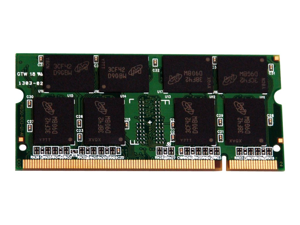 VisionTek 1GB PC-3200 200-pin DDR SDRAM SODIMM, 900644, 22711161, Memory