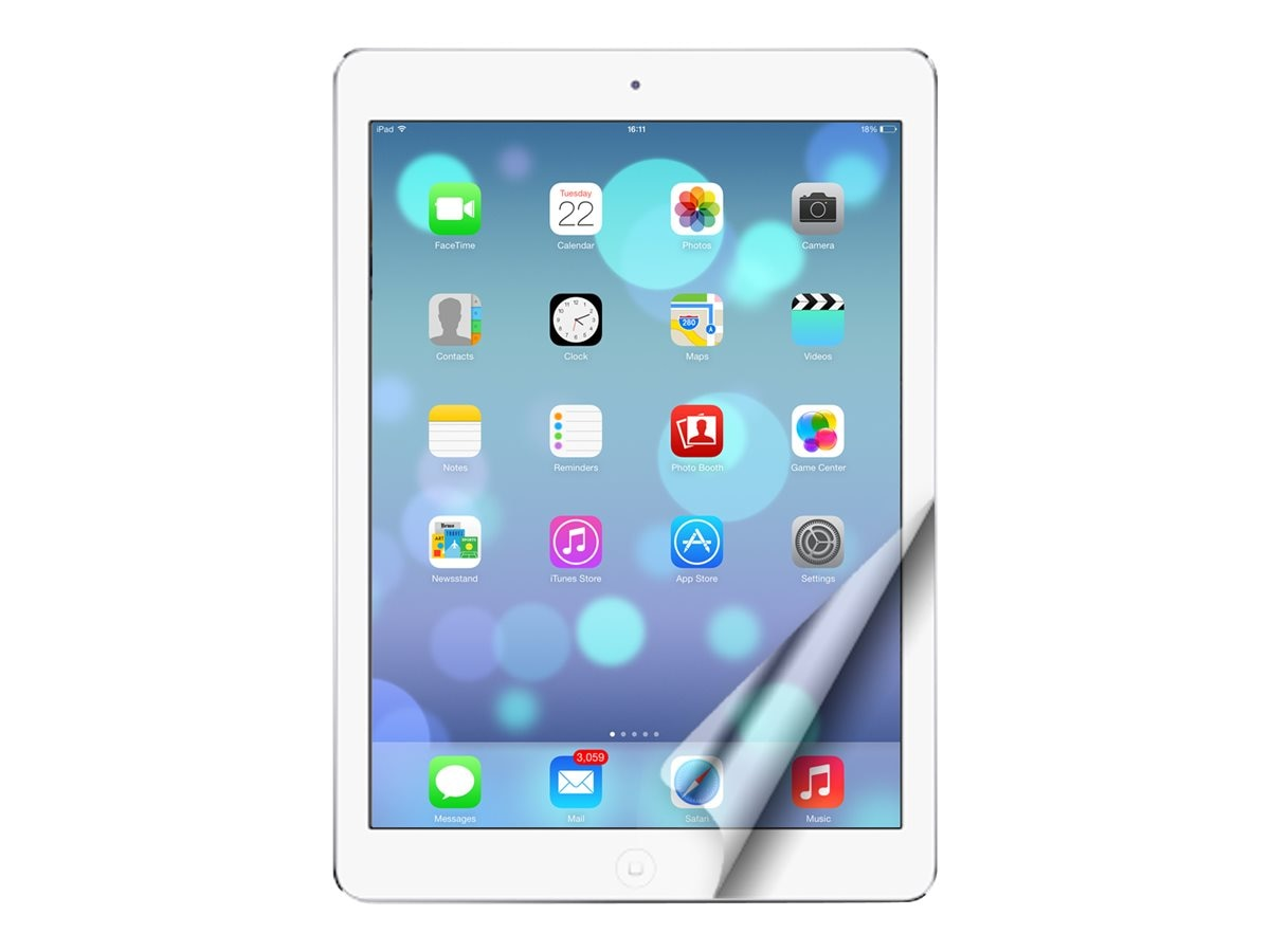 Green Onions Supply Anti-Glare Screen Protector for iPad Air