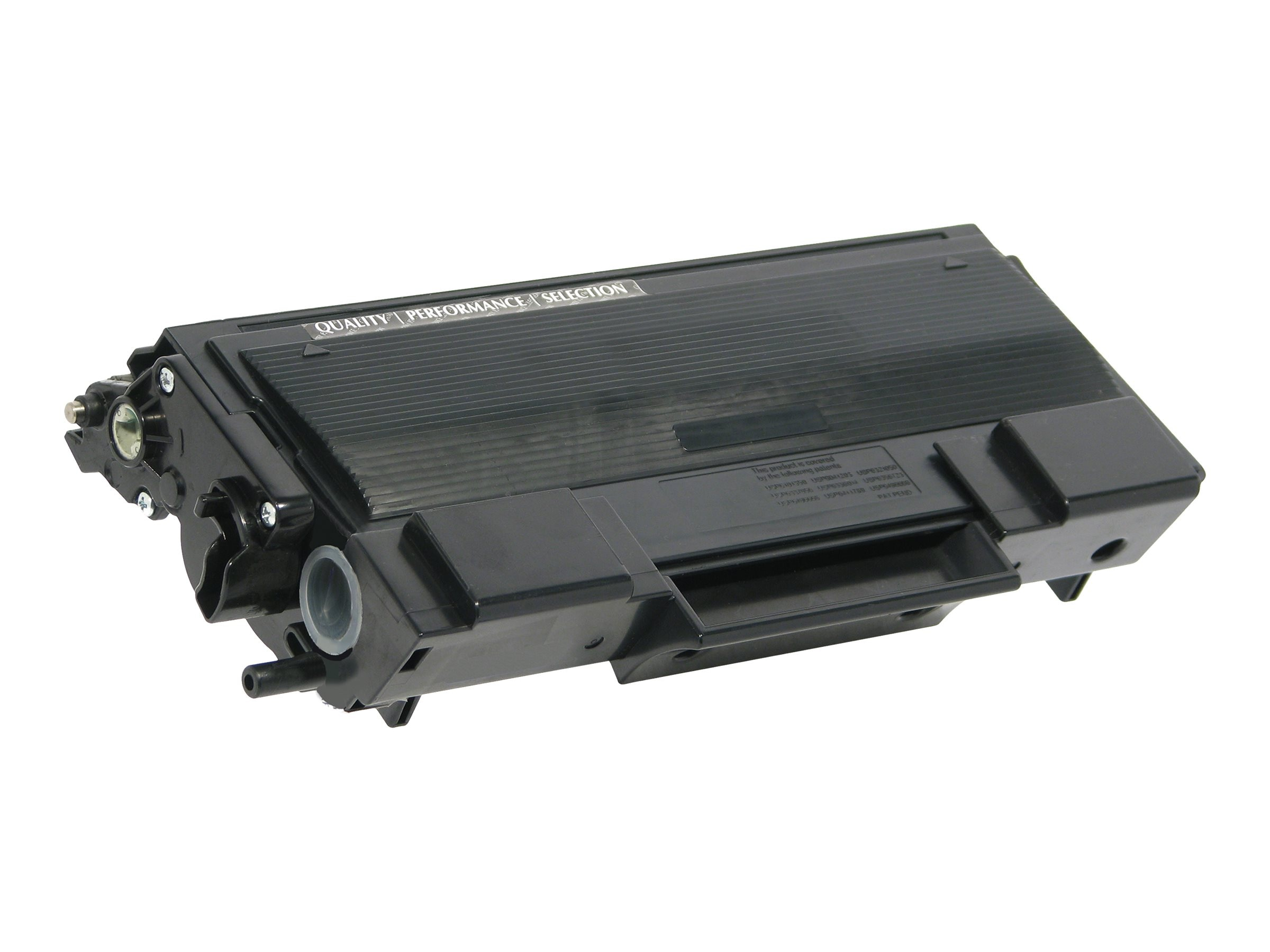 V7 TN670 Black Toner Cartridge for Br0ther HL-6050D & HL-6050DN, TBK2N670, 11475870, Toner and Imaging Components