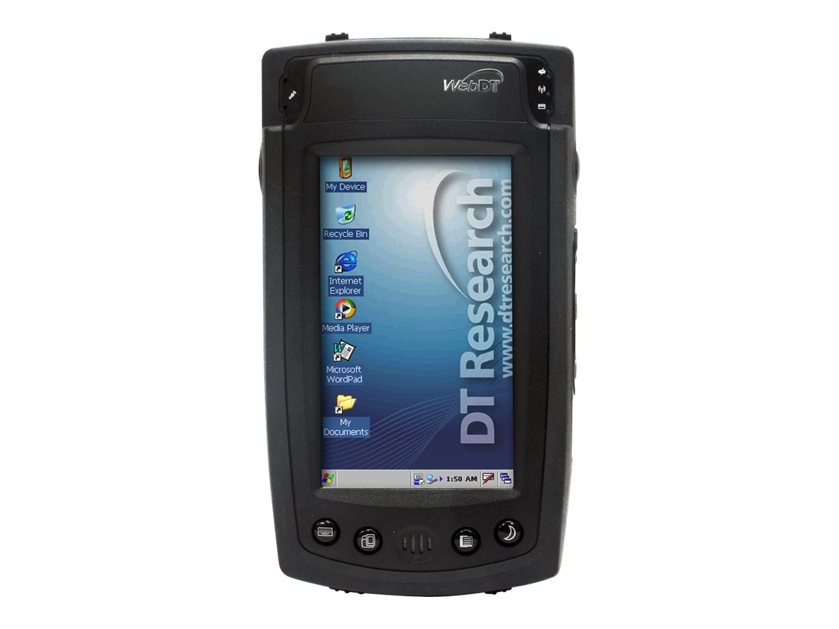 DT Research DT430SC 4.3 Outdoor-viewable POS Terminal, 800MHz CPU, 4GB 512MB, Win Mobile, MSR 2D