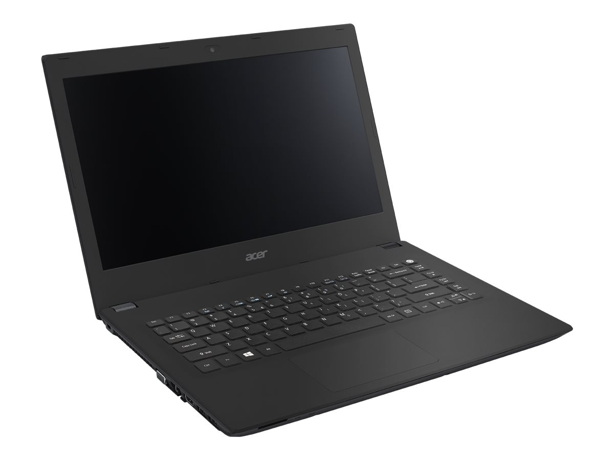 Acer TravelMate P248-M-57J4 Core i5-6200U 2.3GHz 4GB 500GB ac BT WC 4C 14 HD W7P64-W10P64, NX.VBEAA.002