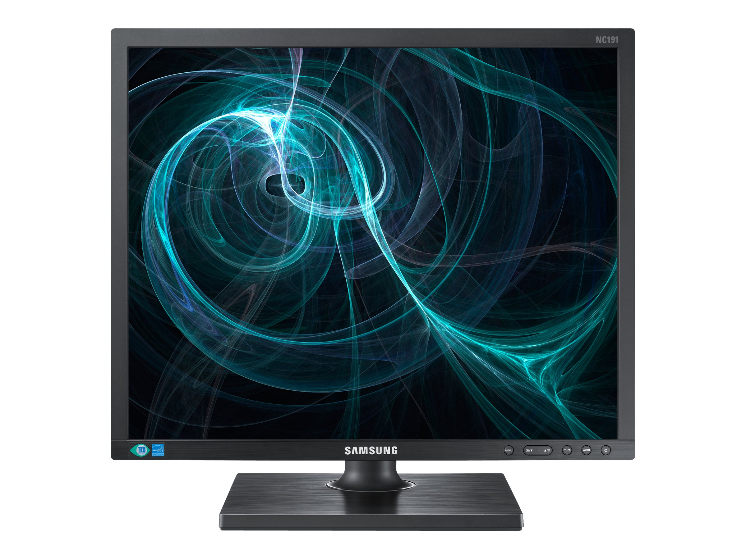 Samsung 19 NC191 Zero Client LED-LCD Monitor, Black, NC191