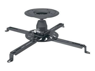 Manhattan Universal Projector Ceiling Mount for Projectors up to 55 lbs.