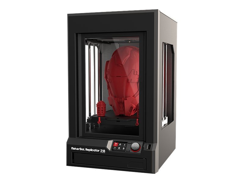 MakerBot Replicator Z18 3D Printer, MP05950, 16961412, Printers - 3D