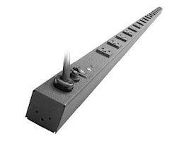 Chatsworth Vertical Power Strip, 10-Outlet, 12850-703, 12178181, Power Distribution Units
