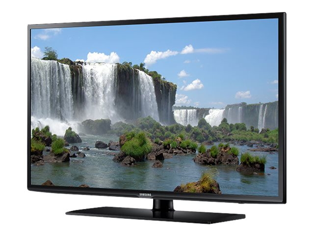 Samsung 60 J6200 Full HD LED-LCD Smart TV, Black, UN60J6200AFXZA, 19506204, Televisions - LED-LCD Consumer