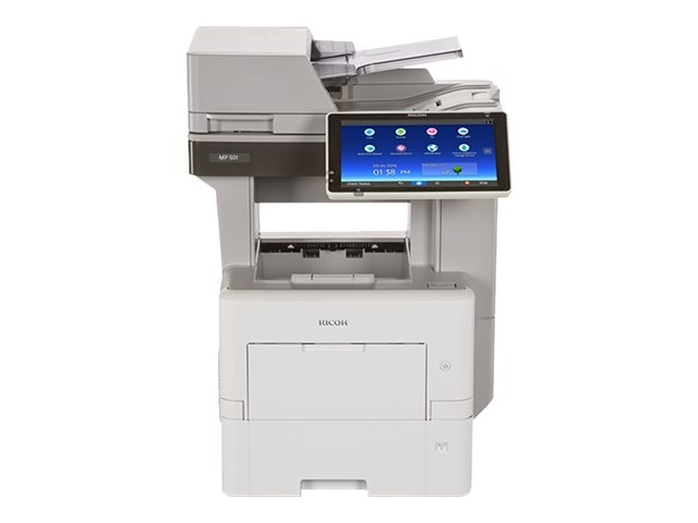 Ricoh MP 501SPF B&W Multifunction Printer
