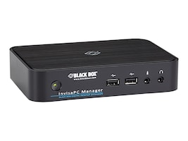 Black Box InvisaPC Manager Cloud-Based Mngmt System, DTX1032-R, 33604417, KVM Switches