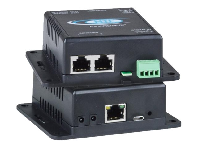Network Technologies ENVIROMUX-MICRO-TRHP Image 1