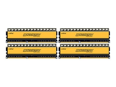 Crucial 32GB PC3-12800 240-pin DDR3 SDRAM UDIMM Kit