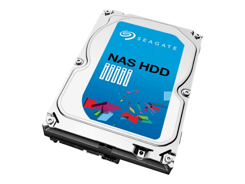 Seagate 6TB NAS SATA 6Gb s 3.5 Internal Hard Drive