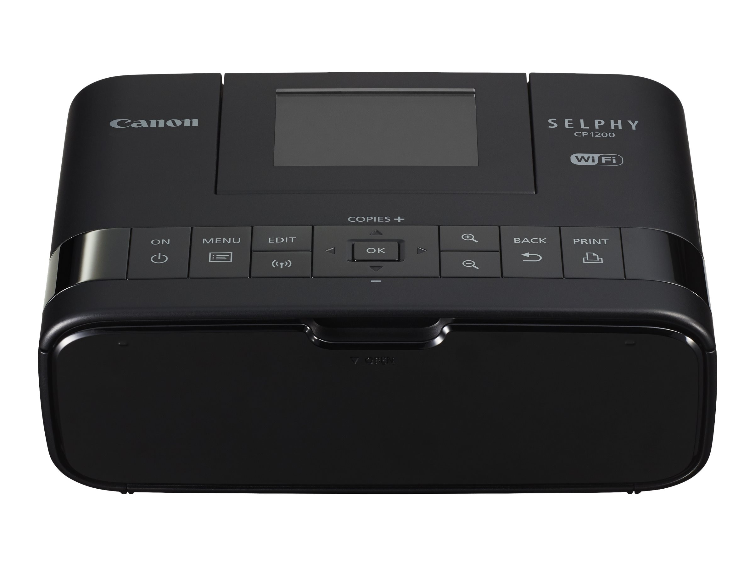 Canon SELPHY CP1200 Compact Photo Printer, 0599C001