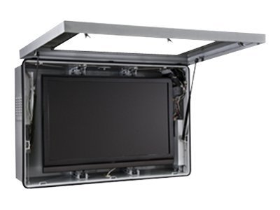 Peerless Enclosure with Cooling Fans and Heater for 52-55 Display, FPE55FH-S