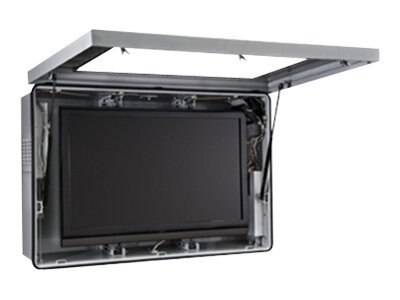 Peerless Enclosure with Cooling Fans and Heater for 52-55 Display, FPE55FH-S, 12079588, Stands & Mounts - AV