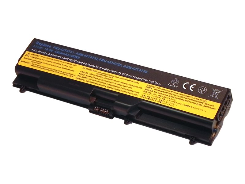 Ereplacements 6-Cell Battery for Lenovo ThinkPad T410 T420 T510 T520