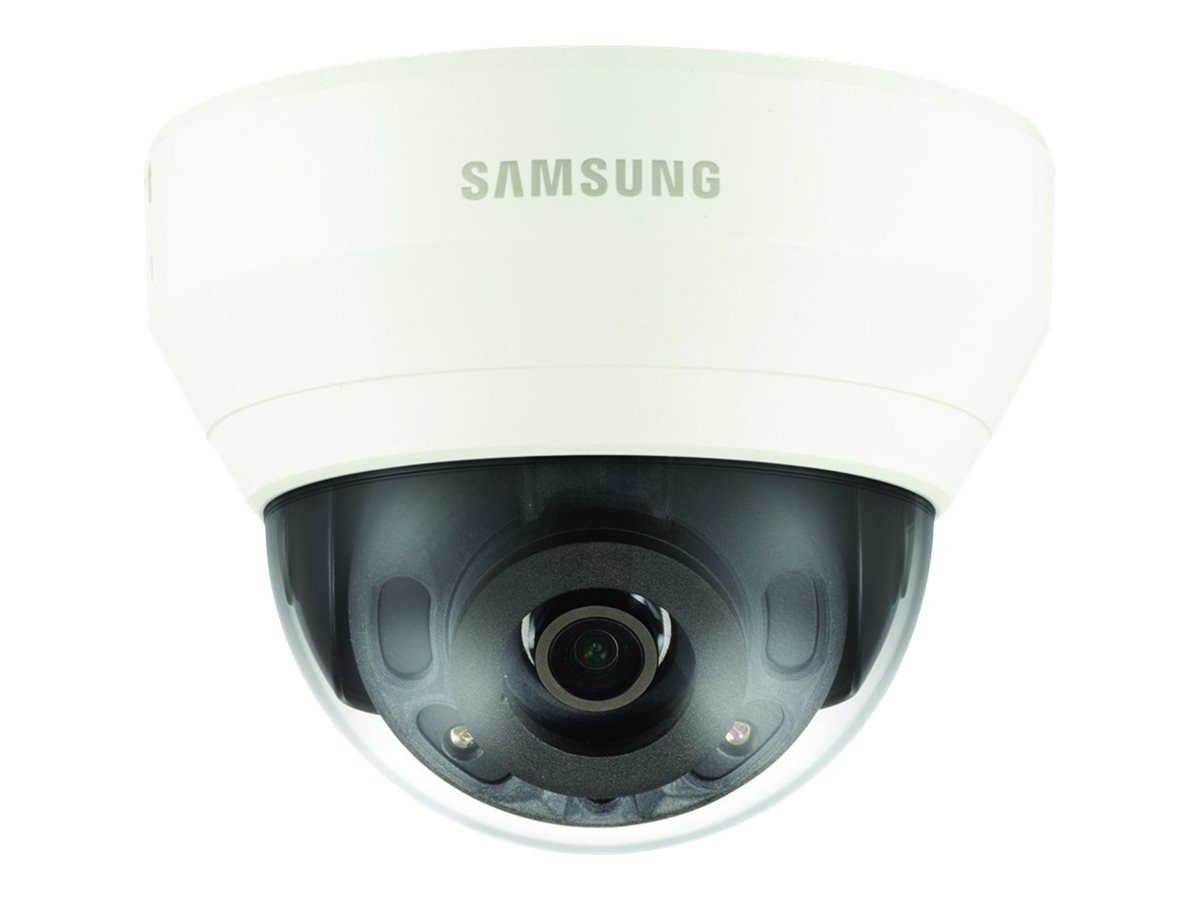 Samsung 2MP Full HD Network IR Dome Camera with 3.6mm Lens, QND-6020R