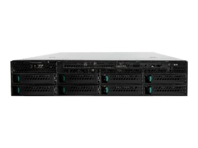 Intel 2U Rack Big Horn Peak MOD 27 8X3.5HS HDD2 16xDIMM Quad NIC