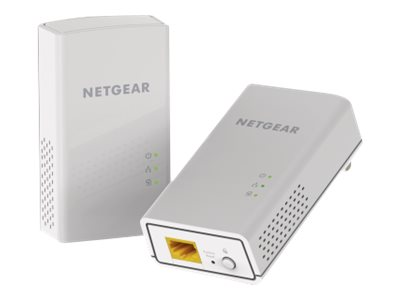 Netgear Powerline 1000, PL1000-100PAS, 31056841, Network Starter Kits