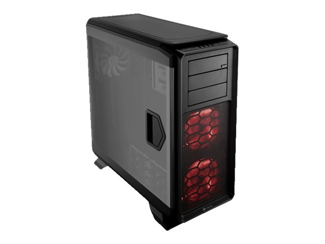 Corsair Chassis, Graphite Series 760T, Black, CC-9011073-WW, 18022507, Cases - Systems/Servers