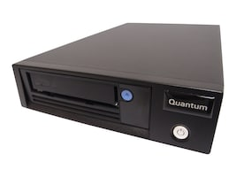 Quantum LTO-6 HH SAS 6Gb s Model C Tabletop Tape Drive - Black, TC-L62BN-AR-C, 17350251, Tape Drives