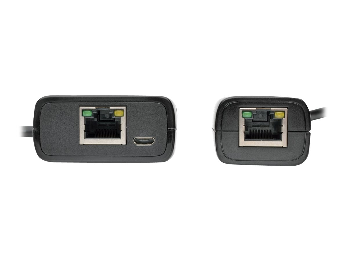 Tripp Lite DVI over Cat5 6 1920x1200 @60Hz Active Extender Kit, B140-101X-U
