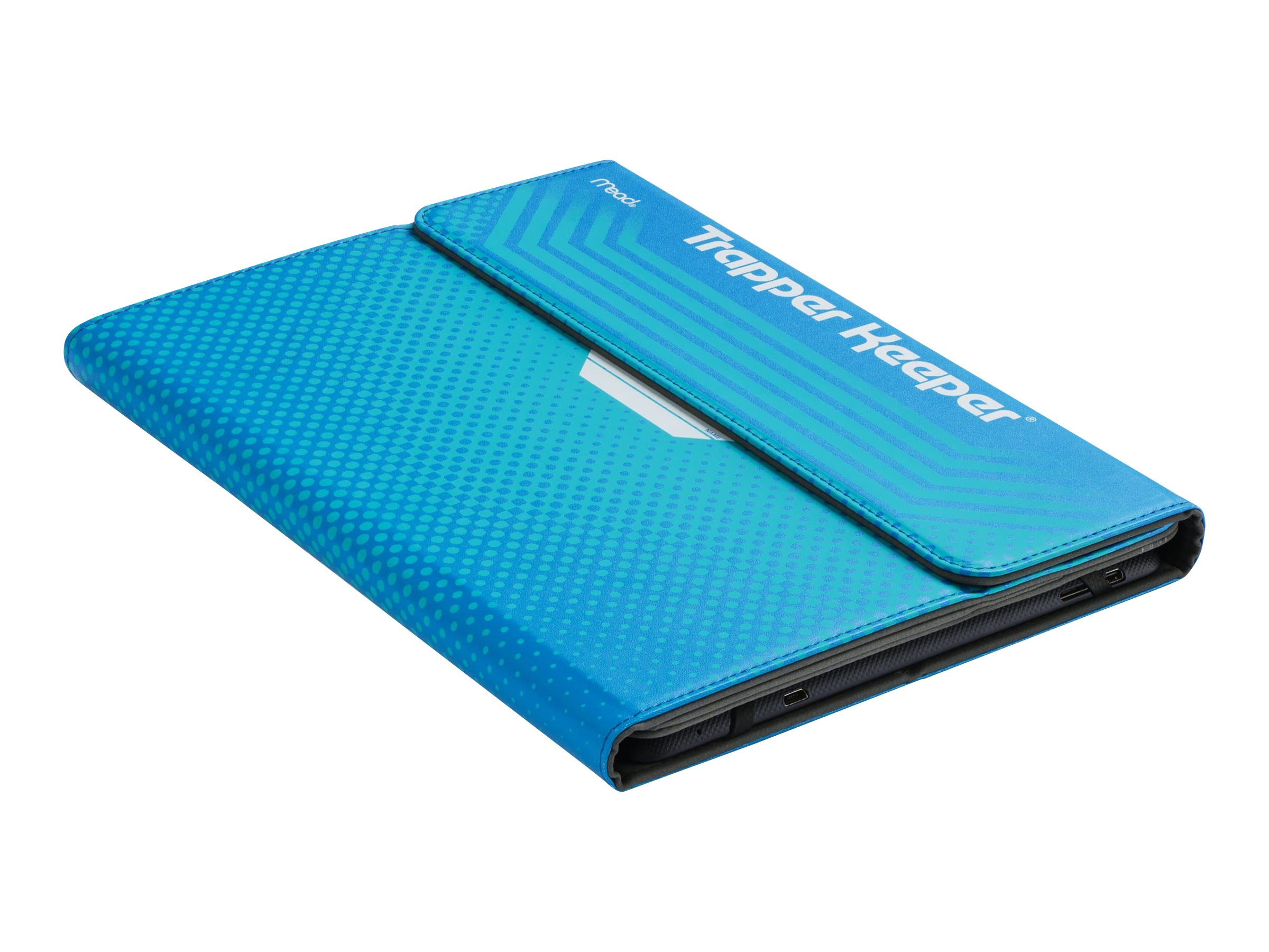 Kensington Trapper Keeper Universal Case for 10 Tablets, Blue