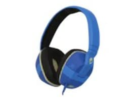 Skullcandy Crusher Headphones - Illfamed Royal Cream, S6SCHX-459, 23836687, Headsets (w/ microphone)