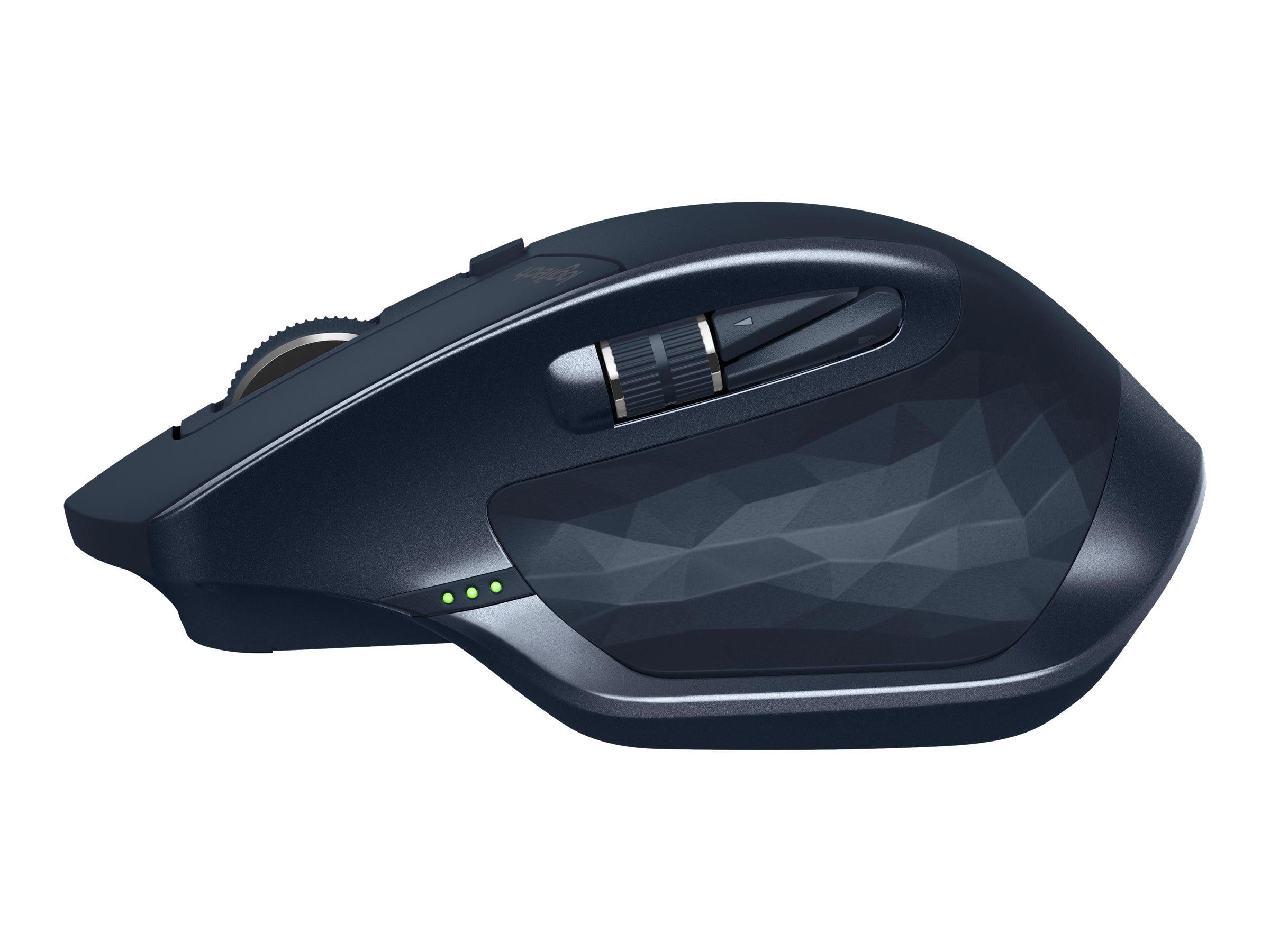 Logitech MX Master Wireless Mouse, Navy, 910-004955