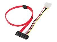 Siig SFF-8482 to SATA Cable