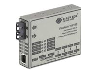 Black Box FLEXPOINT MODULAR MEDIA CONVERTER, 10BAS